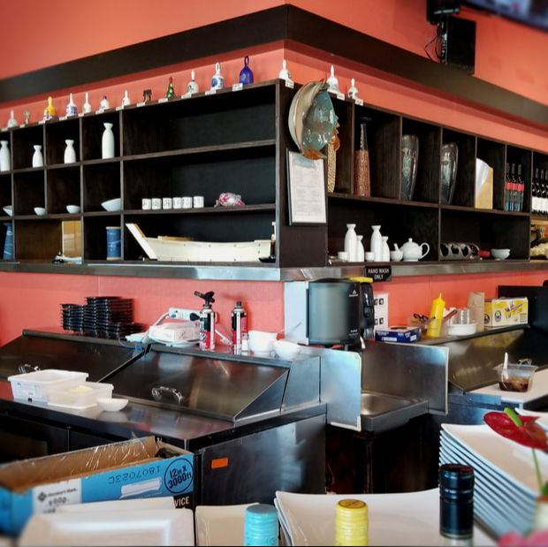 Sushi Bar Korean Restaurant Sushi Bar Korean Restaurant